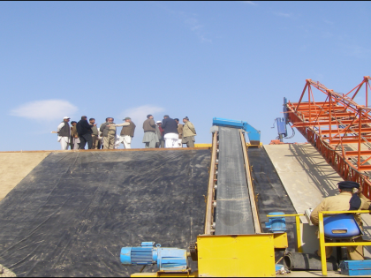 Geomembrane for Irrigation / Canals